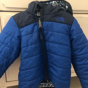 North Face Puffy Jacket for Toddler